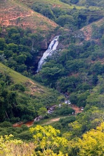 Cachoeira do Arco Iris/ foto João Brito