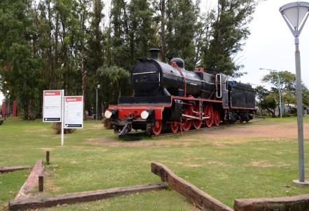 La Locomotora/ foto Municipalidad de Rafaela