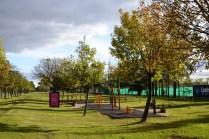 Parque de los Eucaliptus/ foto Municipalidad de Rafaela