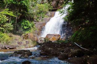 Cachoeira do Arco Iris