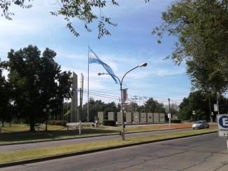 Campo de la Gloria/ foto Juan Manuel Gonzáles