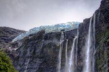 Glaciar Castaño Overo