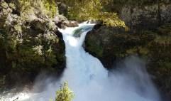 Cascada Los Alerces