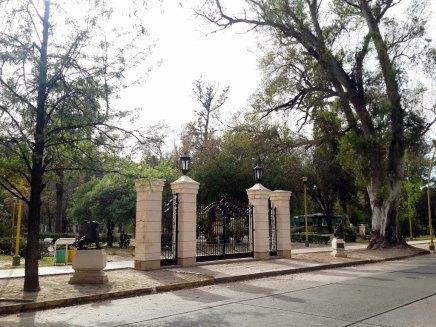 Parque Aguirre