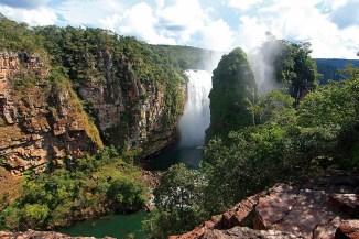 Cataratas Arco Iris/ foto Nicks Adventures Bolivia