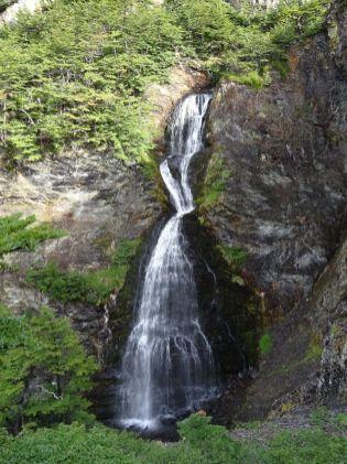 Cascada Velo de Novia