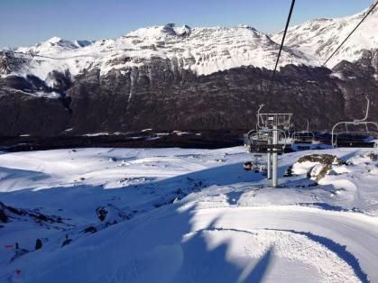 Centro de Esquí Cerro Castor