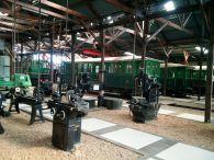 Museo Ferroviario de Machacamarca