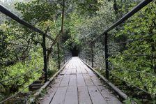 Sendero El Funicular/ foto Freddy Bazan