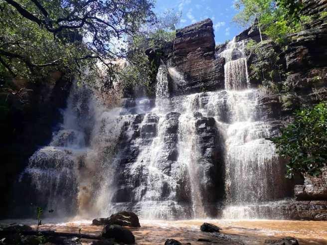 Cachoeira de Santo Antônio/ foto Lucas Cunha