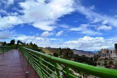 Vía Balcón (Parque Urbano Central)