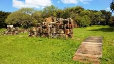 Sítio Arqueológico Ruínas de São João Batista/ foto Renato Souza