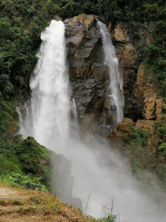Cascada Rincón del Tigre/ foto Roberto Kendo