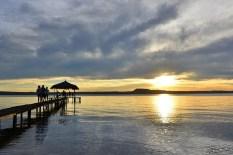 Lago Ypacaraí/ foto Zenoura Cazador de Instantes