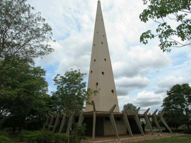 Monumento al Indio/ foto Claudia Raquel Llano Acevedo
