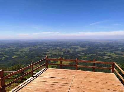 Cerro Tres Kandú/ foto Ilse Mendez Zarza