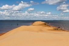Dunas de la Isla Yacyretá