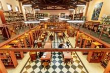 Manzana de la Rivera/ Biblioteca