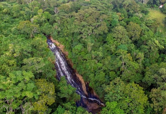 Cachoeira do Ribeirão Boa Vista