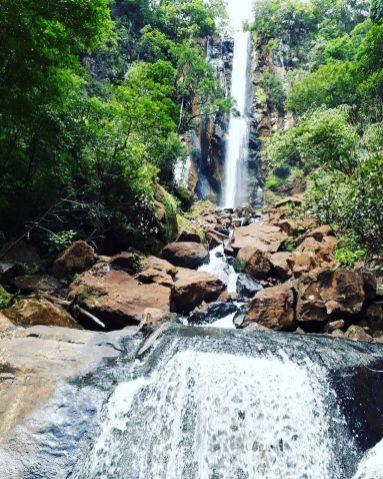 Cachoeira do Alto Rio Baile