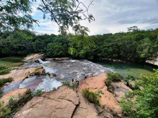Cachoeira das Sete Quedas/ foto Tereza Grana