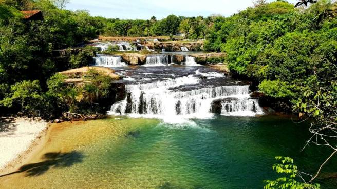 Cachoeira das Sete Quedas/ foto Juliano Martins