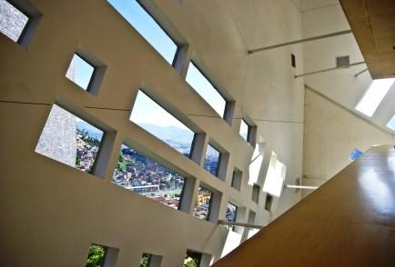 Biblioteca España/ foto Diana Moreno