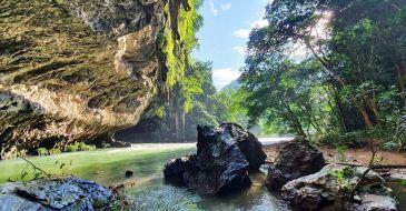Reserva Natural Cañón del Río Claro