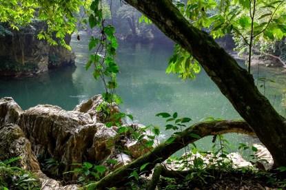 Reserva Natural Cañón del Río Claro/ foto Quimbaya