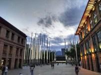 Parque de las Luces/ foto Giovanni Jimenez