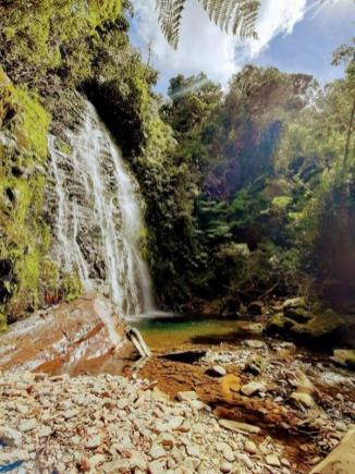 Cascada Las Golondrinas