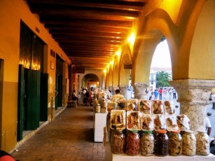 Portal de los Dulces/ foto Pedro Morán
