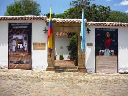 Casa Museo Capitán Antonio Ricaurte
