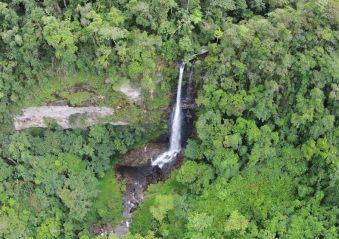 Cachoeira do Dito Salu