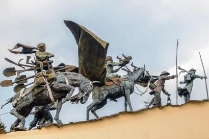 Monumento a los Colonizadores