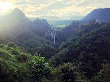 Cascada Los Molinos