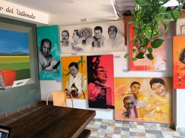 Museo del Acordeón Casa Beto Murgas/ foto Vivian Zaeth