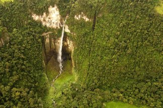 Cascada Las Nereidas