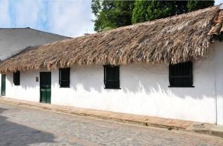 Casa Museo Policarpa Salavarrieta/ foto Maria Guerrero