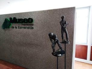 Museo Internacional de la Esmeralda/ foto David Tapias