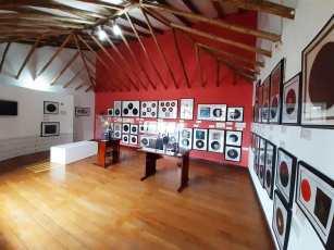Museo del Disco/ foto Andre Manche Morales