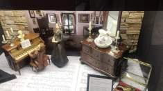 Museo de la Música en Miniatura/ foto Maria Castro Neme