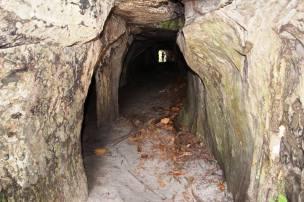 Túneles Naturales