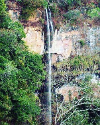 Cachoeira da Turbina/ foto Daniel Alves Souza