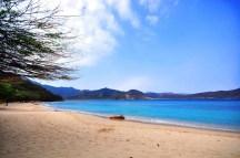 Playa Cristal/ foto Juan Bonilla