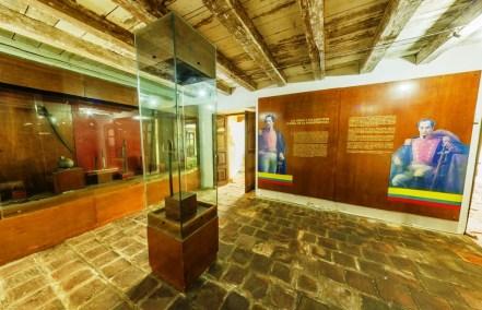 Museo Casa Anzoátegui/ foto Fundación Herencia & Arte