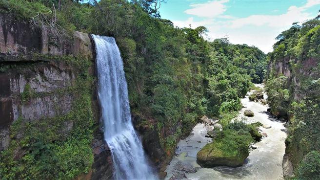 Cascada Agua de Dios
