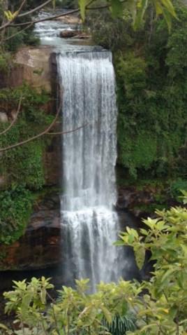 Cascada Agua de Dios/ foto Hernando Sarrias
