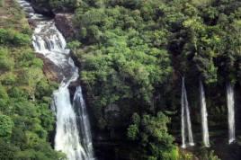 Cascada de Caño Canoas