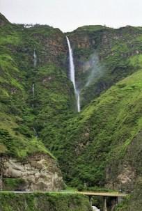Cascada La Humeadora
